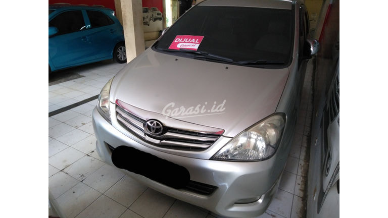2011 Toyota Kijang Innova V Luxury - SIAP PAKAI! (preview-0)