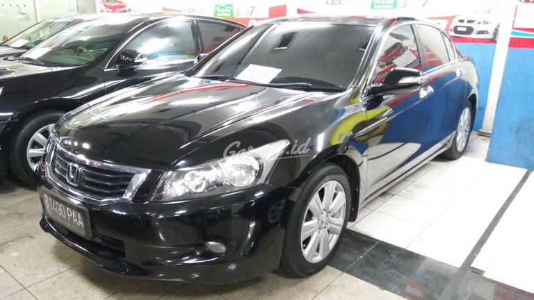 2008 Honda Accord V6 >> Jual Mobil Bekas 2008 Honda Accord V6 Jakarta Barat 00bw789