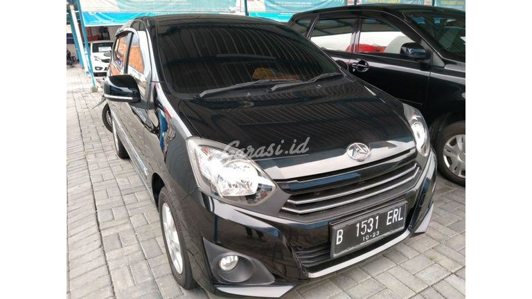 2018 Daihatsu Ayla X - Terawat Mulus (preview-0)