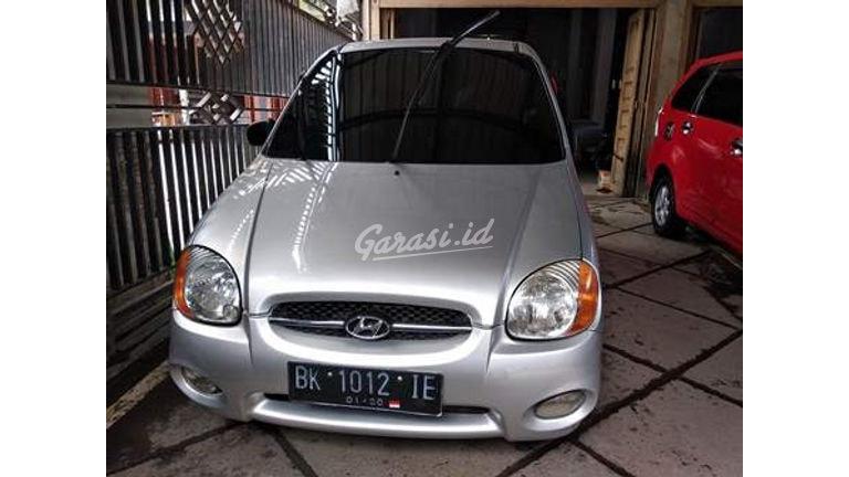 2004 Hyundai Atoz mt - Terawat Siap Pakai (preview-0)