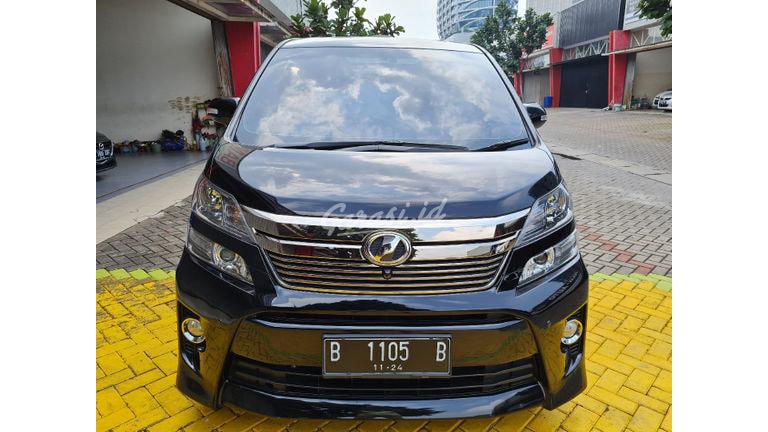 2014 Toyota Vellfire ZG Premium Sound - Kondisi Ciamik (preview-0)