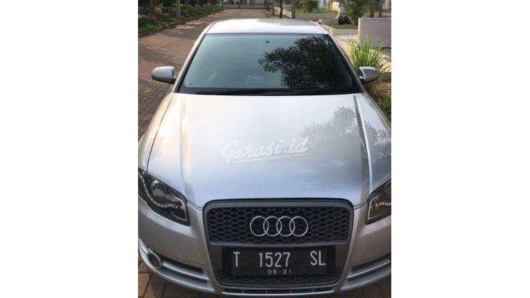 2005 Audi A4 - Mulus Pemakaian Pribadi (preview-0)