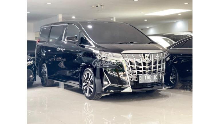2019 Toyota Alphard G (preview-0)