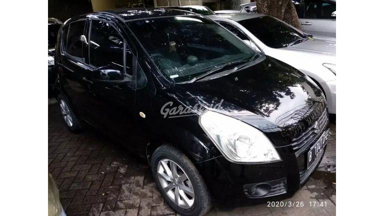 2012 Suzuki Splash GL - Harga Terjangkau (preview-0)