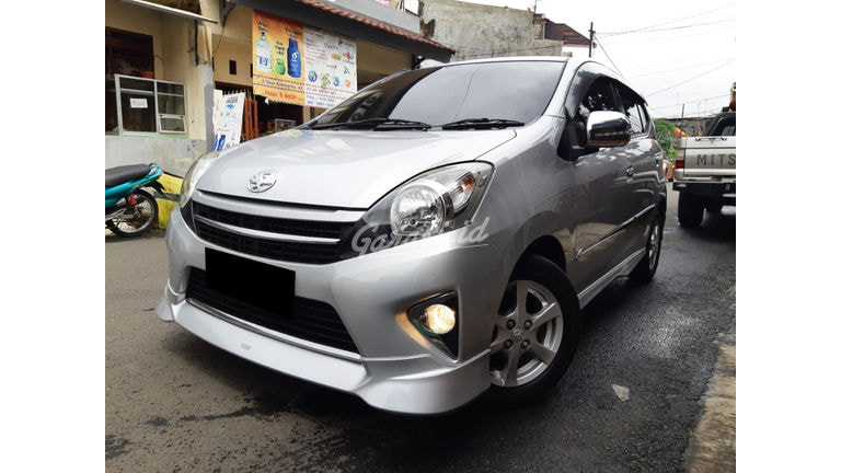 2014 Toyota Agya G TRD - Mobil Pilihan (preview-0)