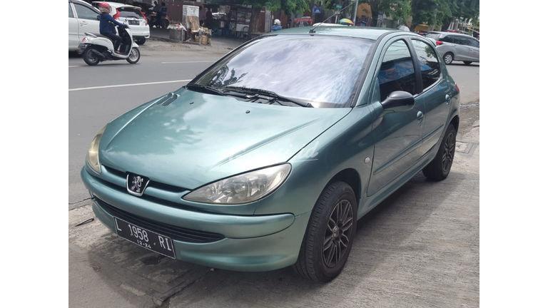 2003 Peugeot 206 XS - Terawat & Siap Pakai (preview-0)