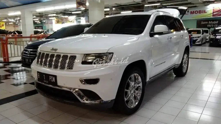 2014 Jeep Grand Cherokee Trailhawk Limited - Limited Edition (preview-0)