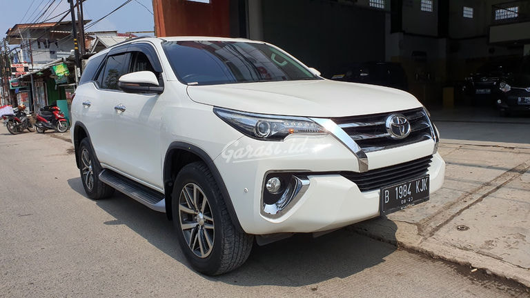 2018 Toyota Fortuner VRZ (preview-0)