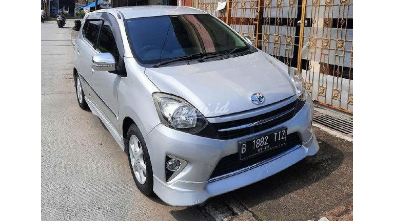 2015 Toyota Agya TRD - Mobil Pilihan (preview-0)