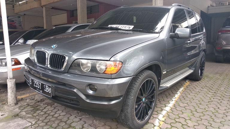 Jual Mobil Bekas 2002 Bmw X5 3 0 Kota Bandung 00db439 Garasi Id