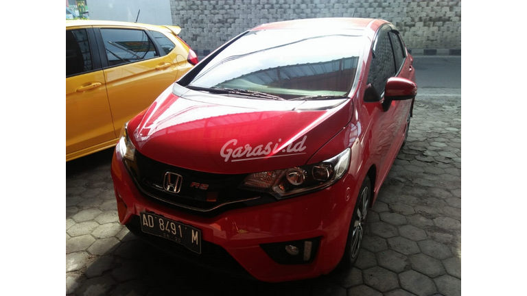 2015 Honda Jazz RS - Good Condition (preview-0)