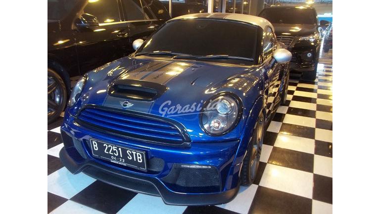 2012 MINI Cooper Coupe - Barang Bagus Dan Harga Menarik (preview-0)
