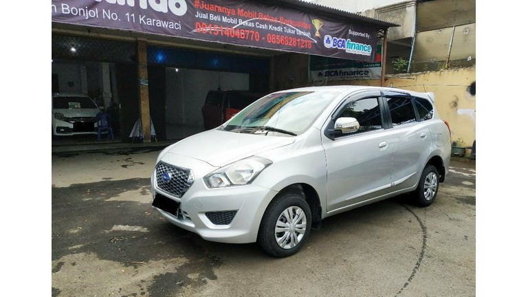 2016 Datsun Go+ T Option - Mobil Pilihan (preview-0)