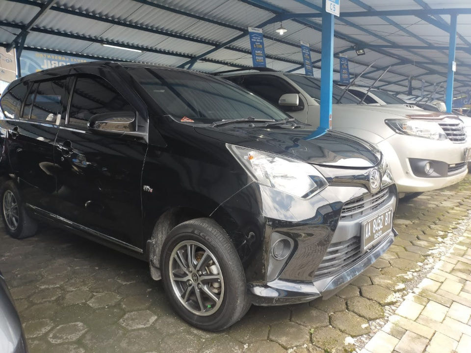 2018 Toyota Calya E - Mobil Pilihan (preview-0)