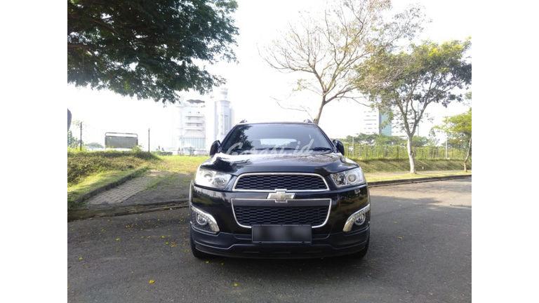 2015 Chevrolet Captiva LTZ (preview-0)
