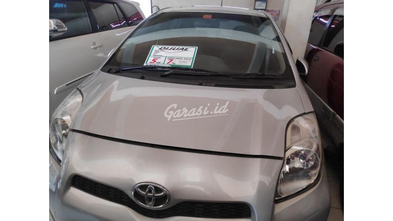 2012 Toyota Yaris E - Barang Istimewa (preview-0)