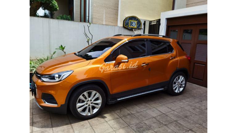 2018 Chevrolet Trax Premier - Kondisi Istimewa (preview-0)