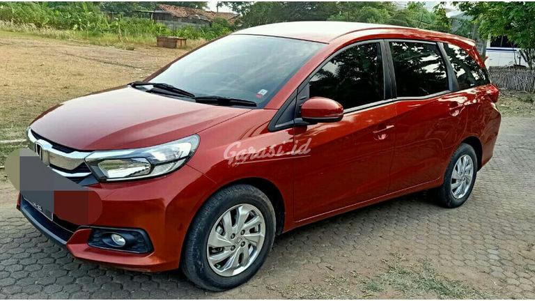 2017 Honda Mobilio E CVT - Istimewa Siap Pakai (preview-0)