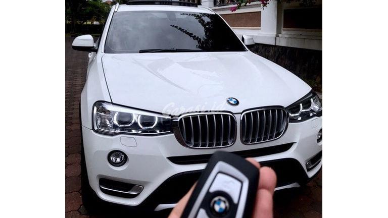 2017 BMW X3 xDrive - Antik simpanan Jarang pakai (preview-0)