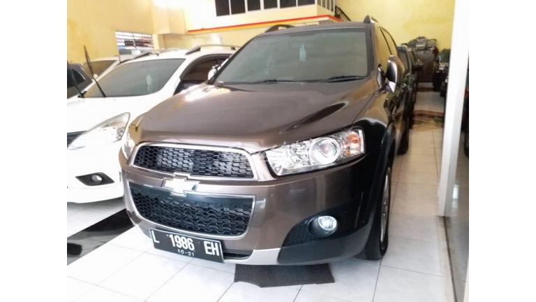 2011 Chevrolet Captiva Dsl - Kondisi Mulus Tinggal Pakai (preview-0)