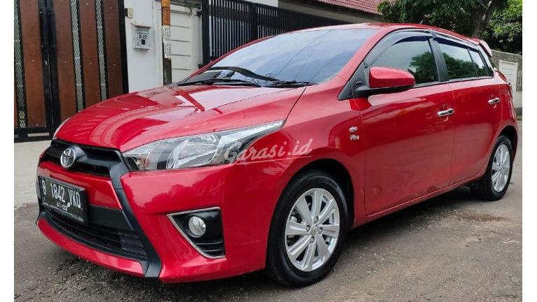 2016 Toyota Yaris E - Mobil Pilihan (preview-0)