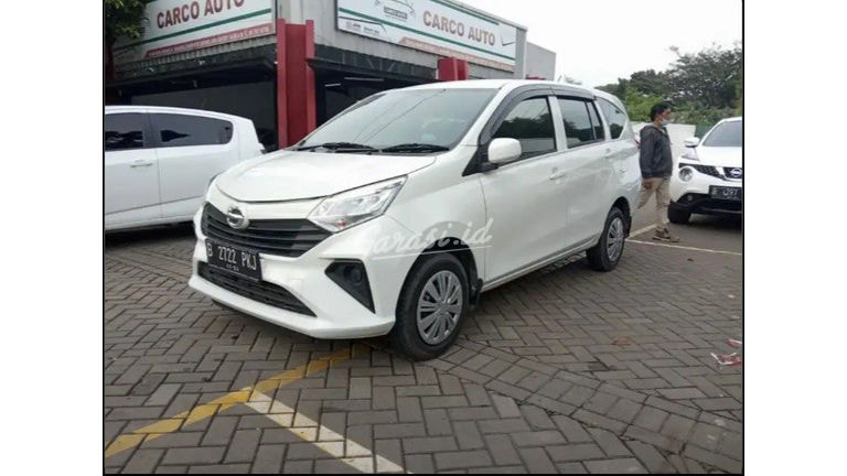 2019 Daihatsu Sigra X - Mobil Pilihan (preview-0)