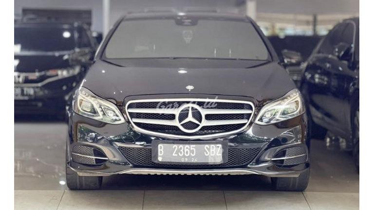 2014 Mercedes Benz E-Class AVG (preview-0)