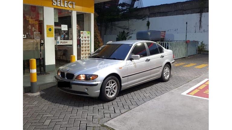 2002 BMW 318i E46 - Facelift Silver (preview-0)