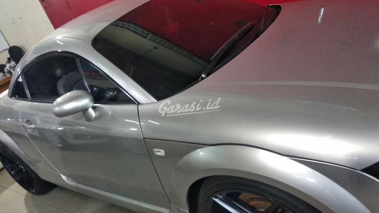 2000 Audi TT 1.8 - mulus terawat, kondisi OK, Tangguh (preview-0)