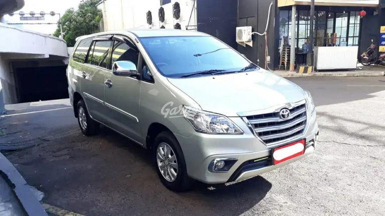 2014 Toyota Kijang Innova G - Siap Pakai (preview-0)