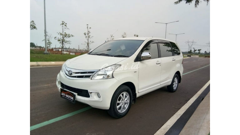 2014 Toyota Avanza 1.3 G - Good Condition (preview-0)