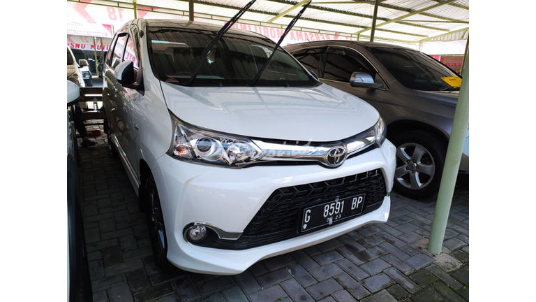 2018 Toyota Avanza Veloz - Mobil Pilihan (preview-0)