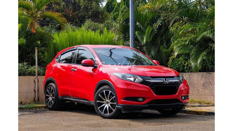 2015 Honda HR-V E cvt - Mobil Pilihan (preview-0)