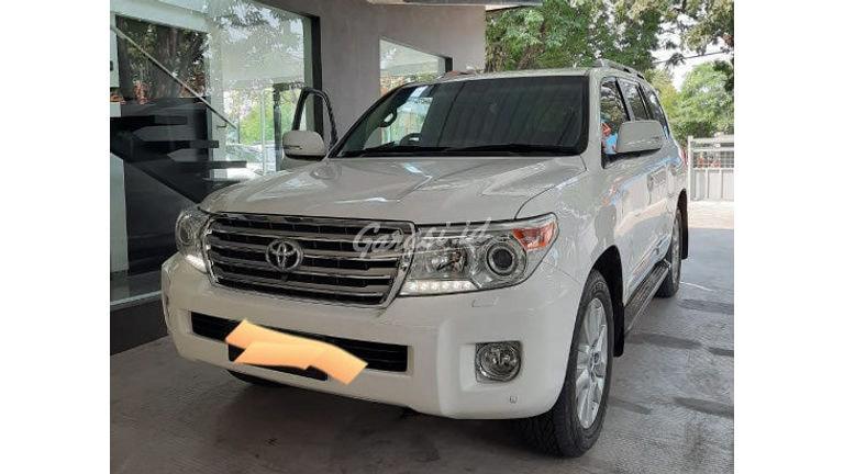 2013 Toyota Land Cruiser 4x4 - Istimewa Siap Pakai (preview-0)