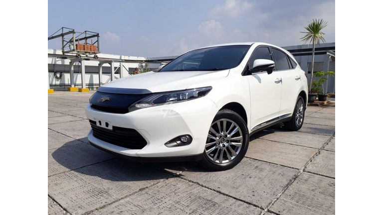 2015 Toyota Harrier 2.0 Audioless At - Kondisi Ciamik (preview-0)