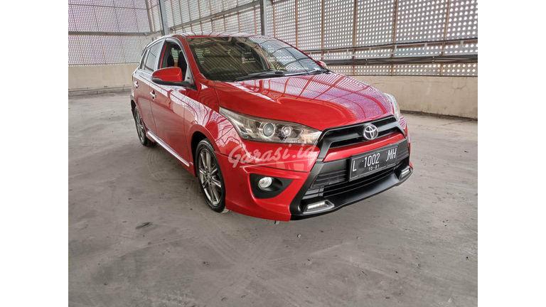 2014 Toyota Yaris S Trd Sportivo - Dijual Cepat (preview-0)