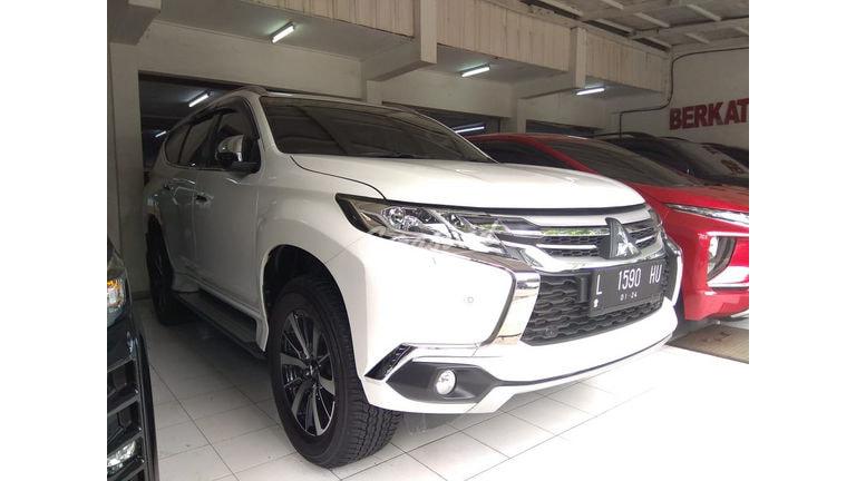 2018 Mitsubishi Pajero Sport dakar - Favorit Dan Istimewa low km 13 rb istimewa (preview-0)