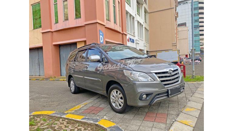 2013 Toyota Kijang Innova G - Siap Pakai (preview-0)