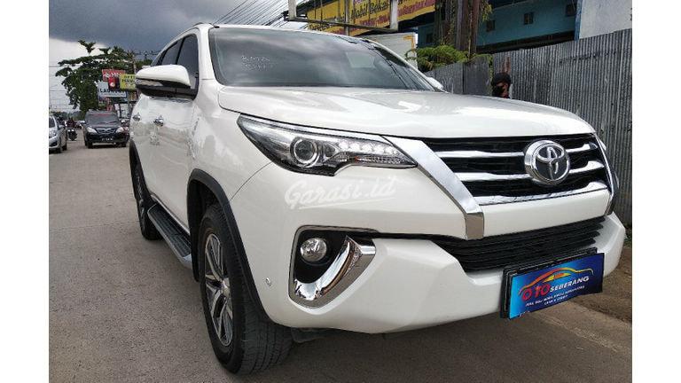 2017 Toyota Fortuner VRZ - Fitur Mobil Lengkap (preview-0)