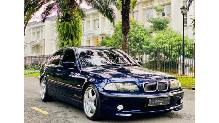 2000 BMW 3 Series 323i - Istimewa (preview-0)
