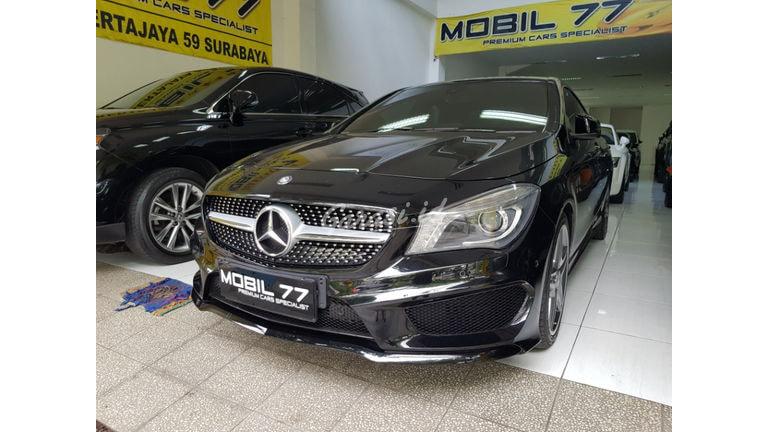 2015 Mercedes Benz CLA-Class 200 Sport (preview-0)
