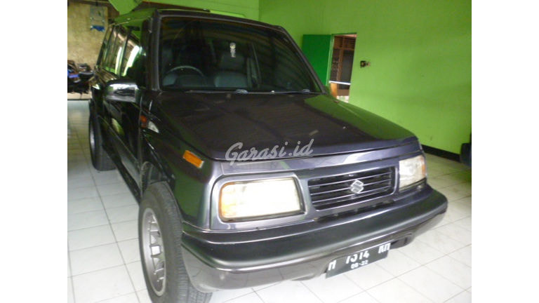 1996 Suzuki Grand Escudo mt - Terawat Siap Pakai (preview-0)