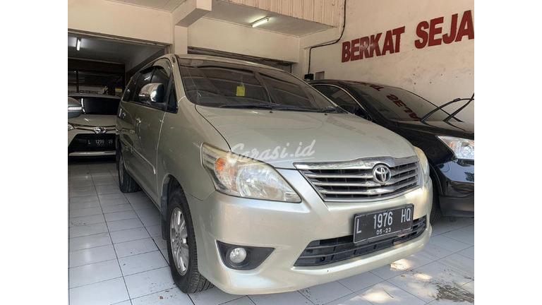 2013 Toyota Kijang Innova G - Siap Pakai Dan Mulus (preview-0)