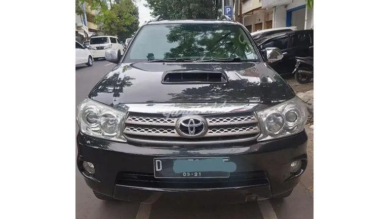 2010 Toyota Fortuner G - Barang Langka (preview-0)