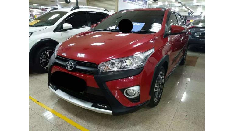 2017 Toyota Yaris TRD - SIAP PAKAI! (preview-0)