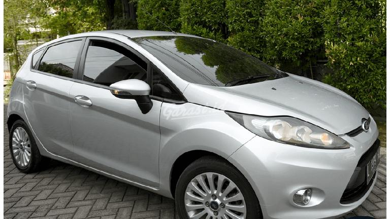 2010 Ford Fiesta Trend - Surat Lengkap Pajak Baru (preview-0)