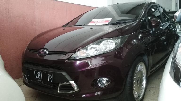 Jual Mobil Bekas 2012 Ford Fiesta Sport Surabaya 00dj311 Garasi Id