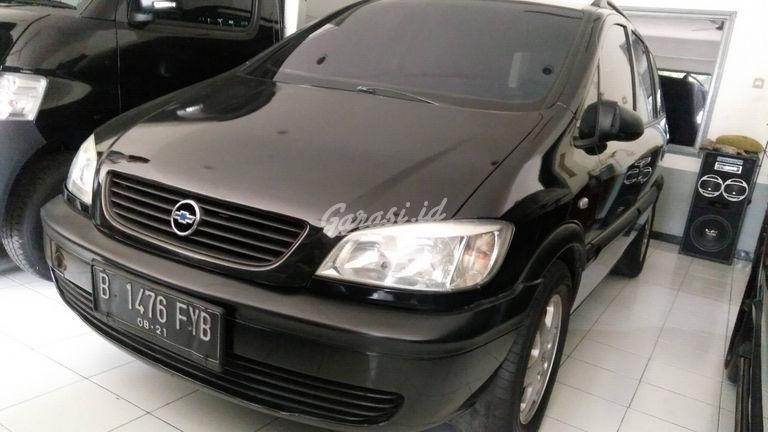 Jual Mobil Bekas 2004 Chevrolet Zafira 1 5 Jakarta Timur 00cw861 Garasi Id