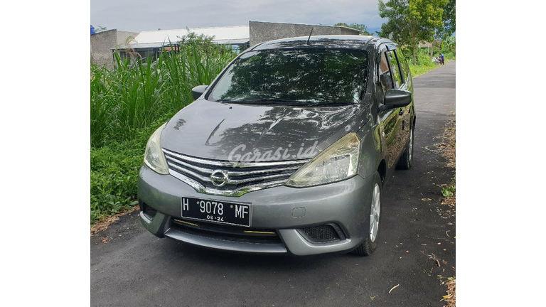 2014 Nissan Grand Livina SV - Harga Menarik (preview-0)