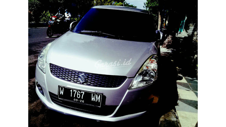 2012 Suzuki Ignis Gx - SZK IGNIS GX MANUAL 2012 UNIT SPR ISTIMEWA.KM KCL (preview-0)